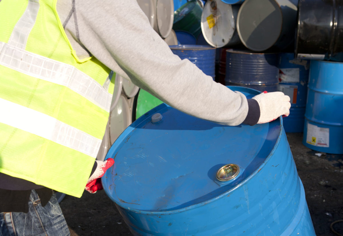 Air Cycle Helped Improve Big Lake's Household Hazardous Waste Management Program