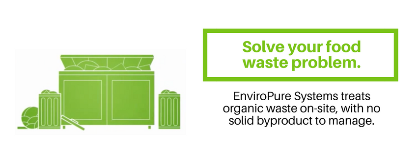 EnviroPure Systems Food Waste Diversion